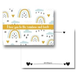 kaart - post versturen - kaart kopen - lama knuffel - kaartje - echte post is leuker