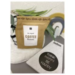 Coffeebrewer - Koffie in een zakje - Coffee - Cadeautje - Brievenbuscadeautje - Koffie cadeau - maak het leuker