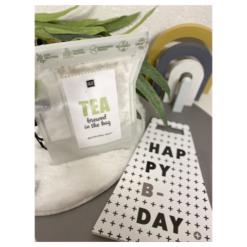 Teabrewer - Cadeautje - Brievenbuscadeautje - Thee - Gift - Maak het leuker